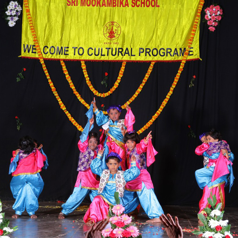 Mookambika School - Nursery, Primary and High School in Bangalore